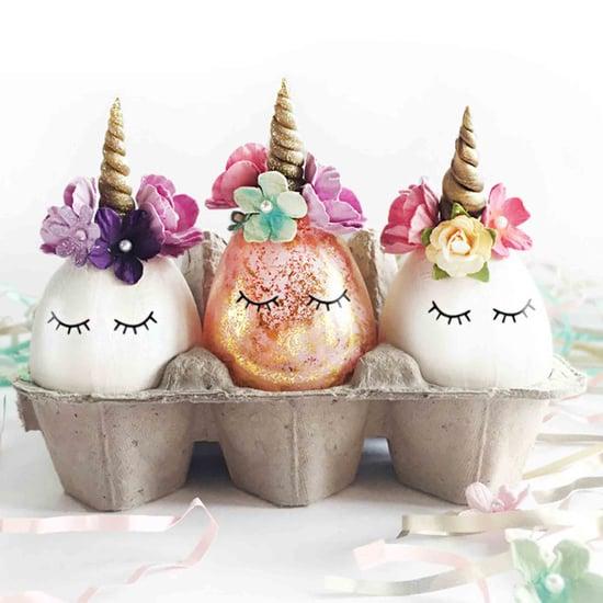 Unicorn Egg Dyeing Kit