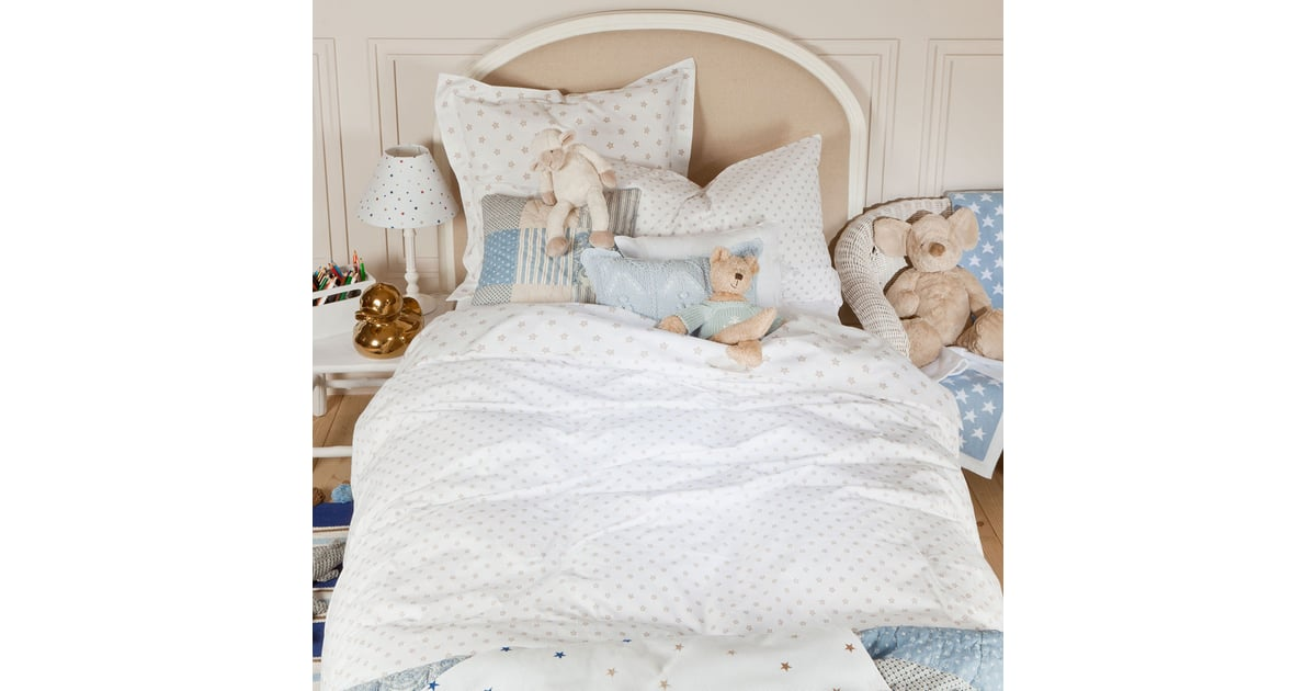 star outline bedding zara home kids online shop popsugar moms photo 1. Black Bedroom Furniture Sets. Home Design Ideas