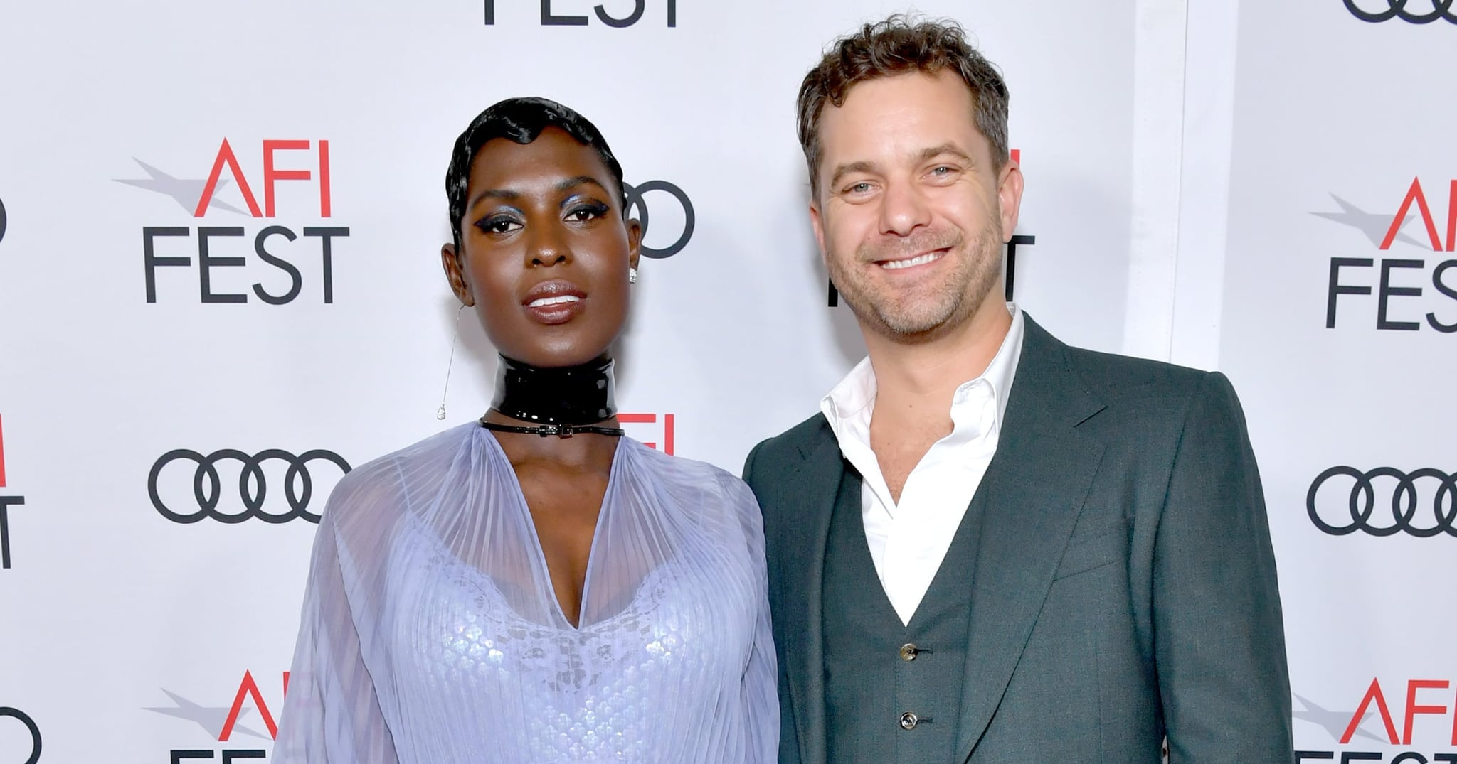 Joshua Jackson and Jodie Turner-Smith Make Their Red Carpet Debut as a Couple