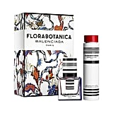 With such a beautiful box, you won't have to worry about wrapping the Balenciaga Florabotanica Gift Set ($75). The set includes the fragrance and a matching body lotion, which both have notes of carnation, vetiver, and amber.