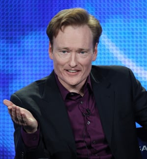 Conan O'Brien Releases Statement That He Won't Do The Tonight Show at a Later Time