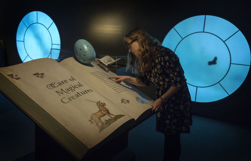 You Can Virtually Tour the Harry Potter: A History of Magic Exhibit For Free Right Now