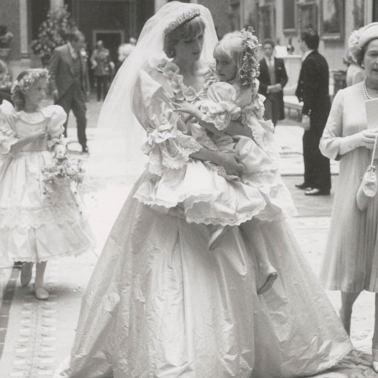 Princess Diana's Wedding Dress Pictures