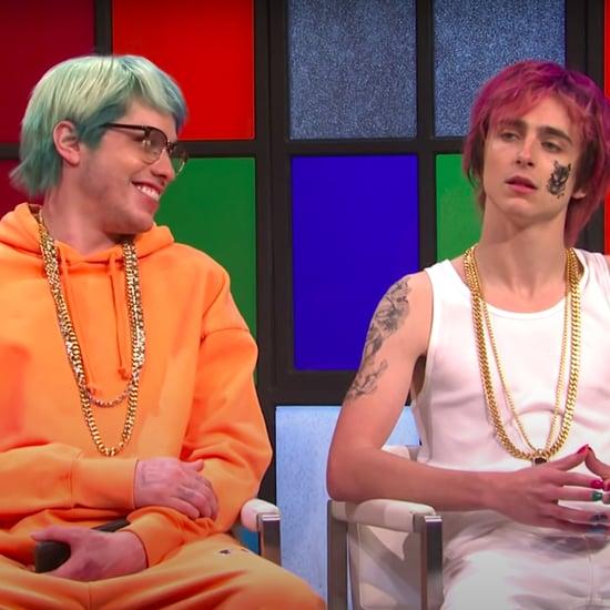 "Watch SNL's ""Rap Roundtable"" Skit | Video"