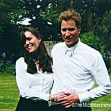 St. Andrews Graduates Kate and William