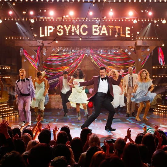 "Ricky Martin Performs ""Footloose"" on Lip Sync Battle"