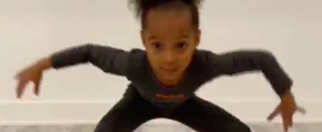 Watch Grey Skye Evans Dance Like The Fresh Prince's Aunt Viv