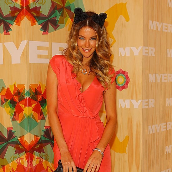 Celebrity Pictures at Melbourne Cup Through the Years