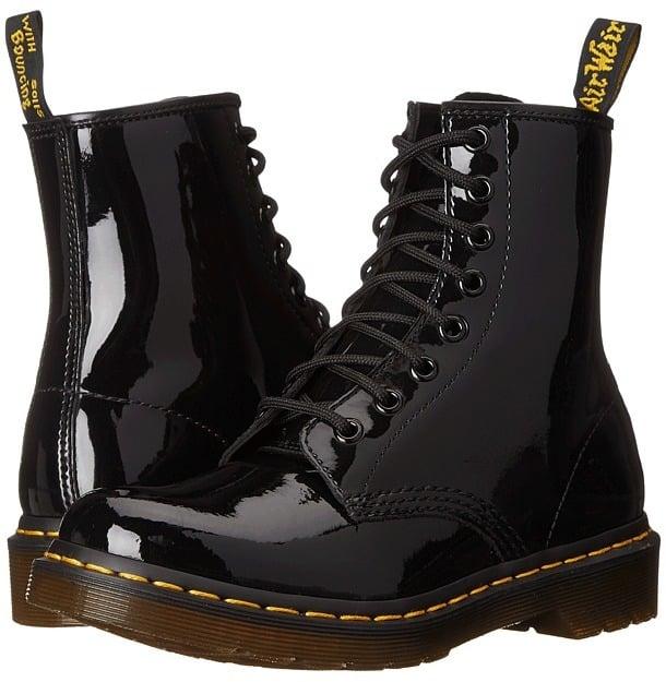 Doc Martens Lace-Up Boots