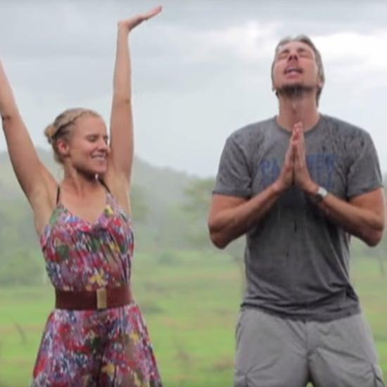Kristen Bell and Dax Shepard Africa Music Video