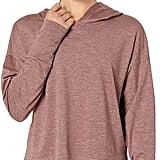 Core 10 Soft Workout Cropped Hoodie Sweatshirt