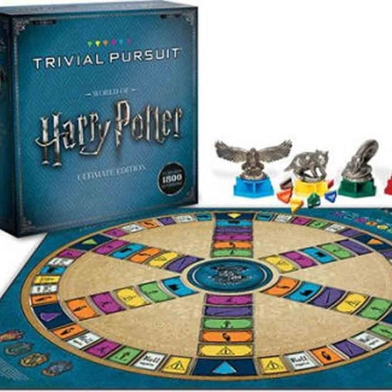 Limited Edition Harry Potter Trivial Pursuit