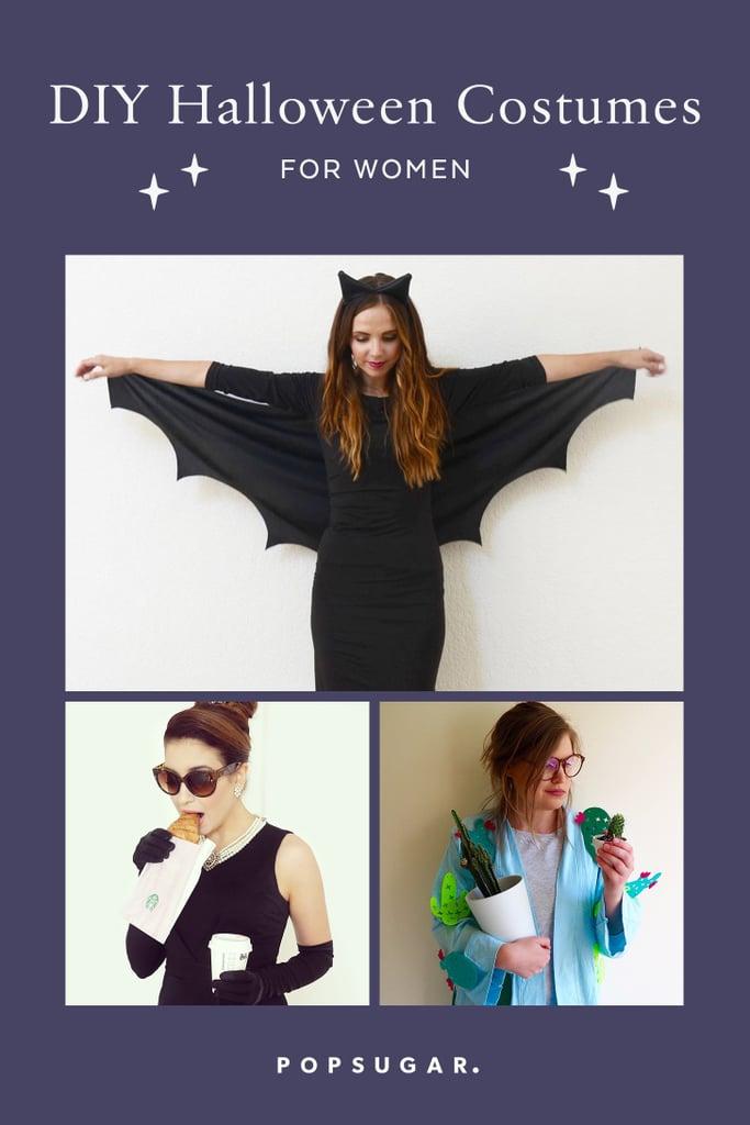 DIY Halloween Costumes For Women