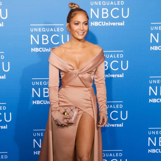 Jennifer Lopez at the NBC Universal 2017 Upfronts