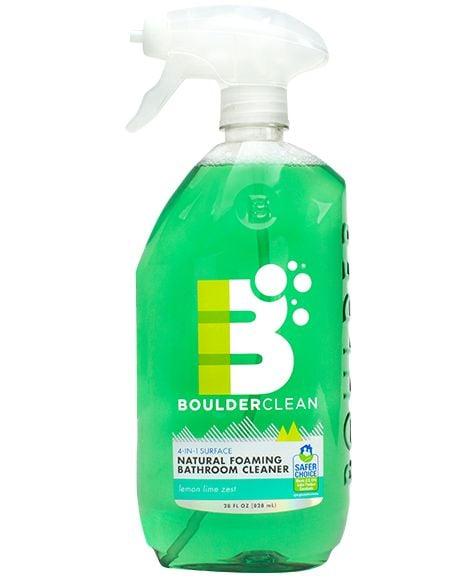 Boulder Clean Natural Foaming Bathroom Cleaner