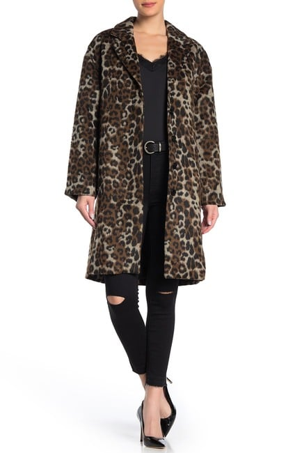 A Wool Coat For Extra Warmth