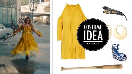 Here's How To Do A Beyonce Lemonade Halloween Costume