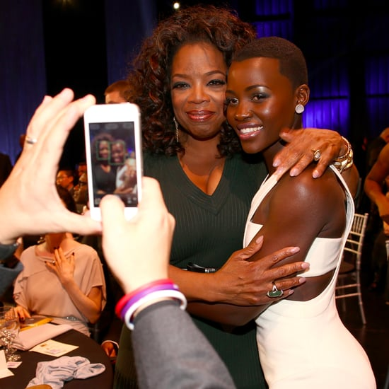 Funny & Candid Celebrity Photos: 2014 Critics' Choice Awards