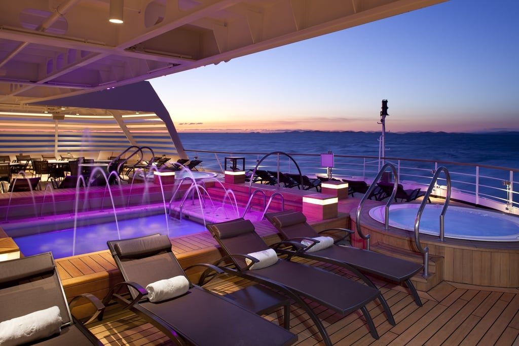 Grand Southeast Asia, Yachts of Seabourn