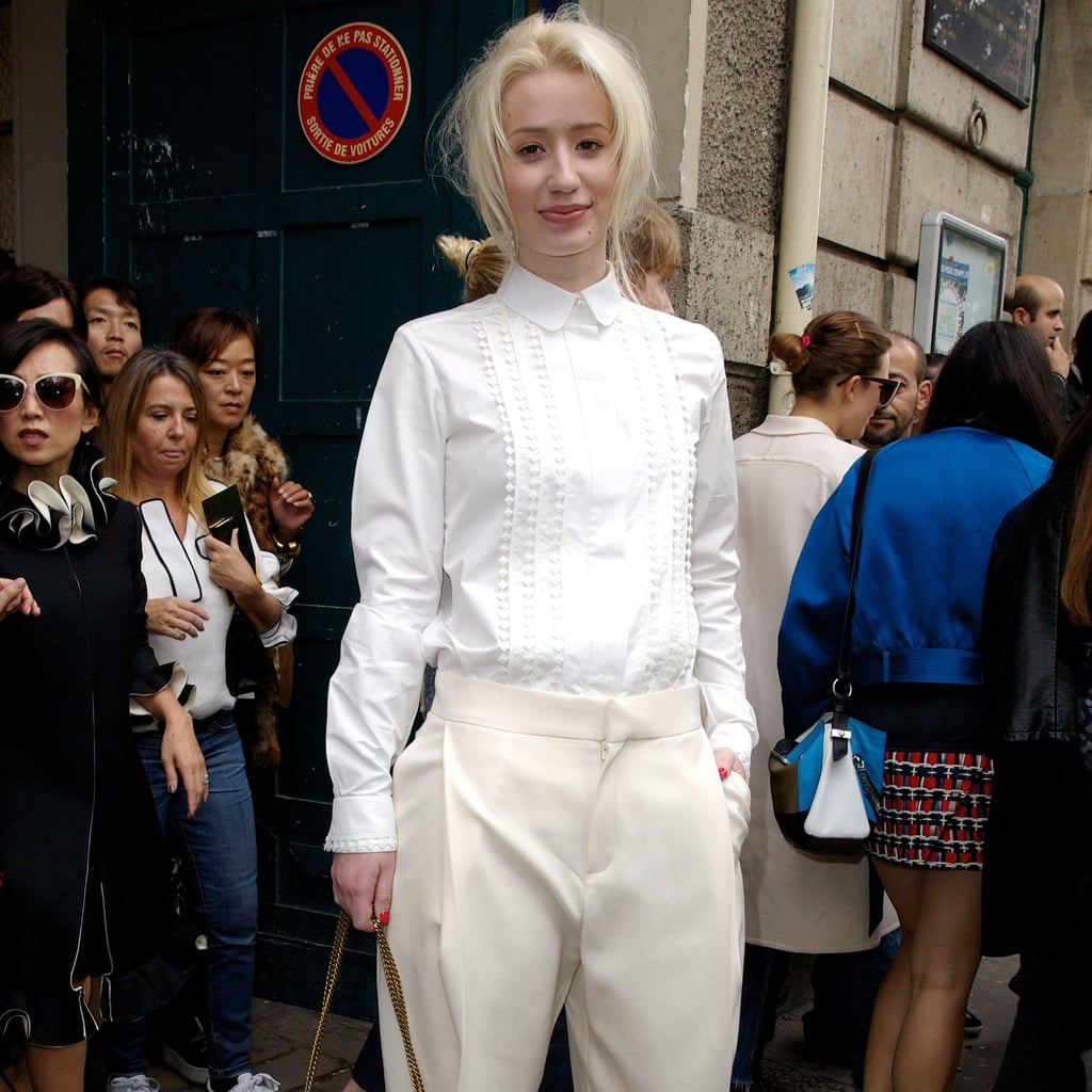 Iggy Azalea Street Style And Red Carpet Pictures And Quotes Popsugar Fashion Australia