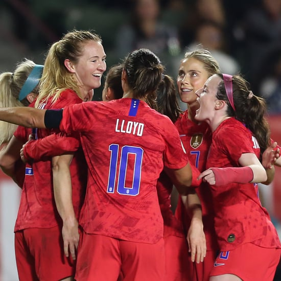 US Women's Football Team Qualifies For the 2020 Olympics