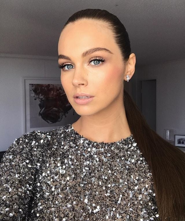 Celebrity Fashion and Beauty Instagram Pictures ARIAs 2018