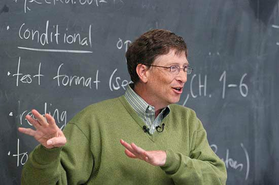 "Daily Tech: Bill Gates Works His Last ""In-Office"" Day at Microsoft"