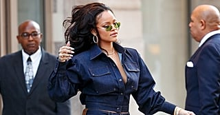 Rihanna's Badass Street Style Says,