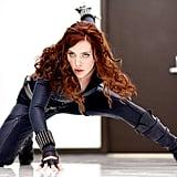 Black Widow in Iron Man 2