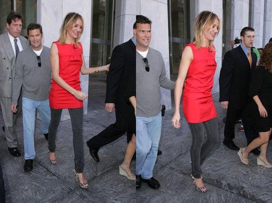 Celebrity Style: Cameron Diaz