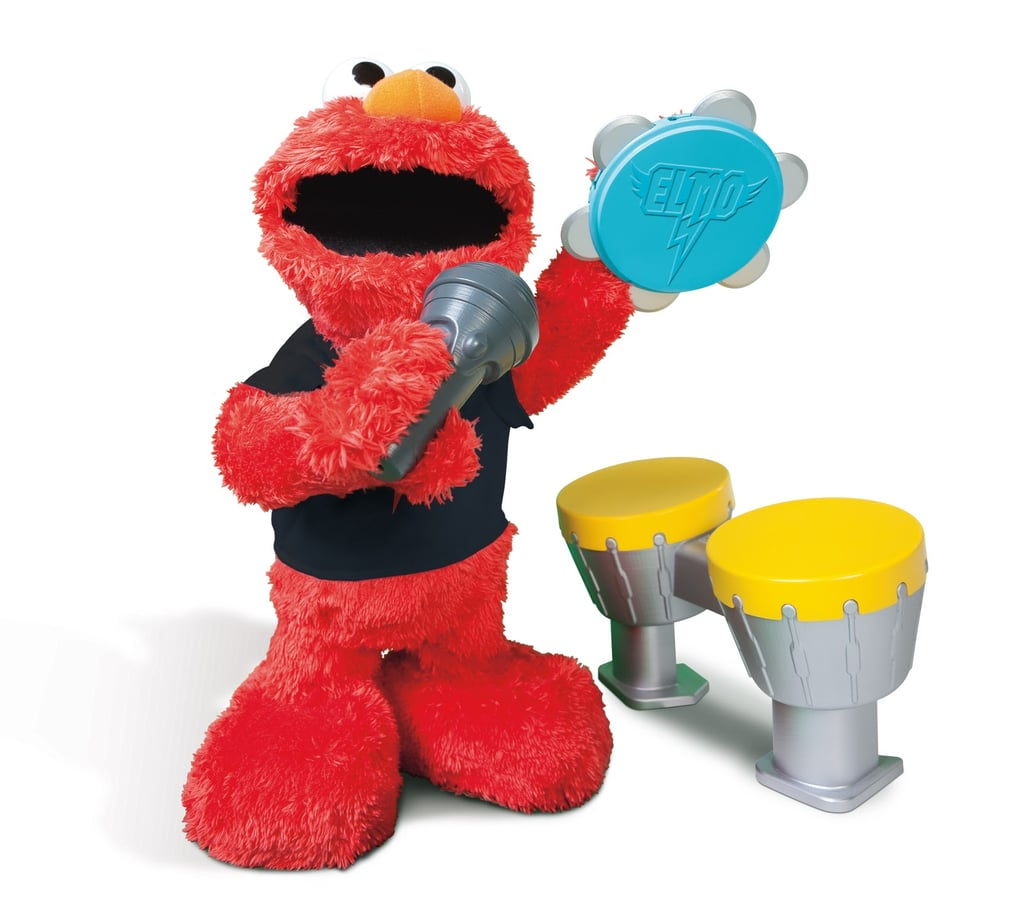 Will You Be Buying Let's Rock Elmo?