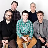 Paul Giamatti, Don Coscarelli, Chase Williamson, Clancy Brown, and Rob Mayes were at Sundance to promote their film John Dies at the End.
