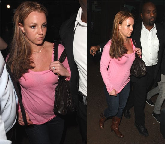 Britney's Allowance Does Us All Some Good