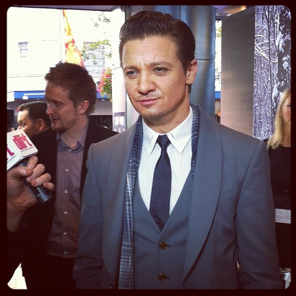 Jess caught up with Hansel & Gretel: Witch Hunters star Jeremy Renner for the second time in a couple of months. They're like old friends now, right?