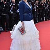 Bérénice Bejo at the Le Passé premiere in Cannes.