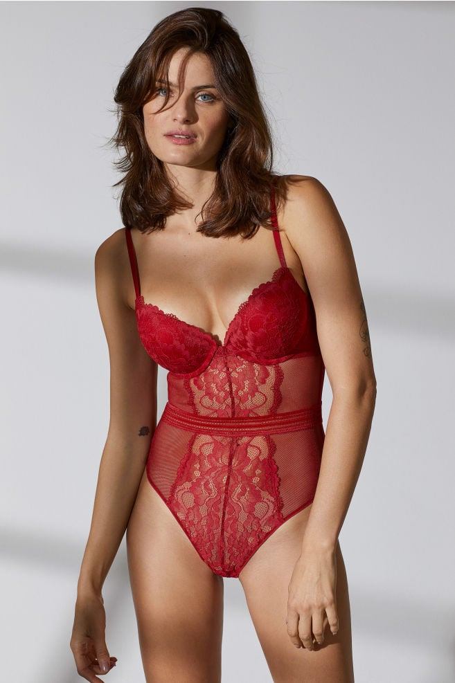 clearance sale best supplier top-rated Lace Super Push-Up Bodysuit   The 15 Hottest New Releases ...