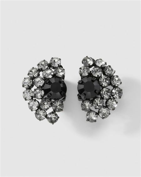 Chico's Risa Clip Earrings ($28)