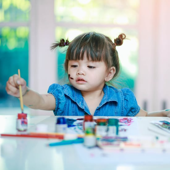 Why I Throw Away My Kid's Artwork