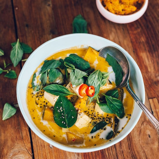 Vegan Panang Curry Recipe