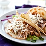 Sweet Barbecue Tacos