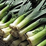 The Basic Spring Vegetable: Leeks