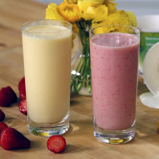 Strawberries Wild Smoothie