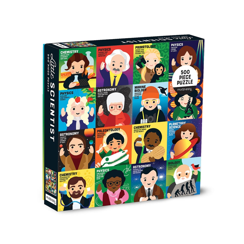 Little Scientist Puzzle-500 Pieces