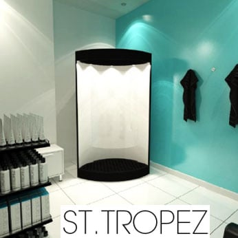 Little Black Book: St. Tropez Spray Tan