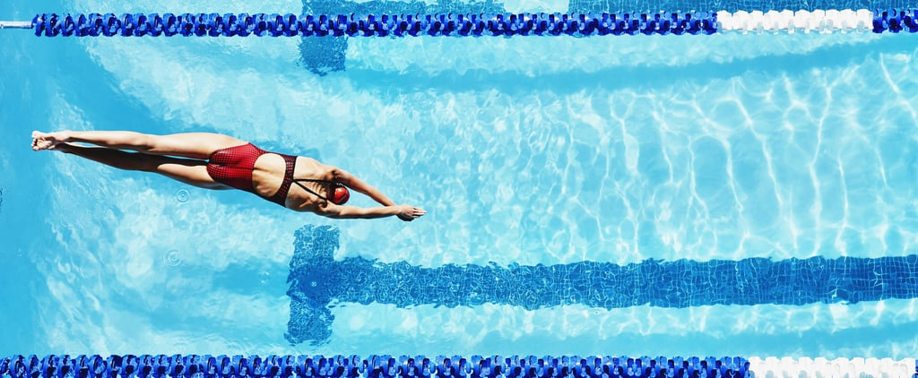 30-Minute Swim Workout For Active Recovery Days
