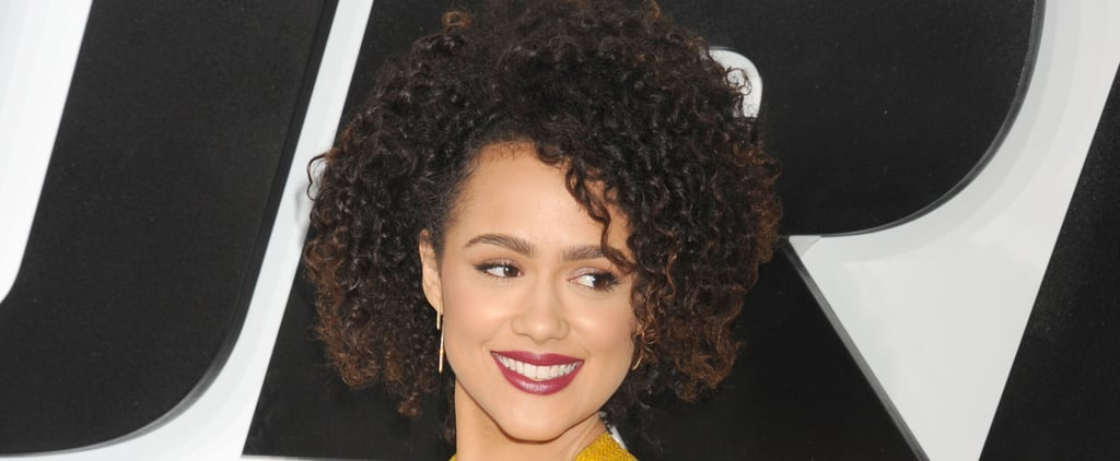 Sexy Nathalie Emmanuel Pictures