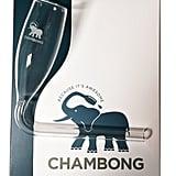 The Chambong (Champagne Bong) ($20, originally $25)