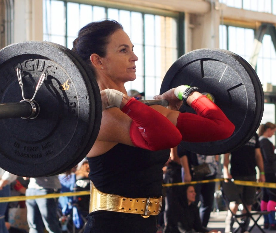 60-Year-Old CrossFit Competitor | POPSUGAR Fitness