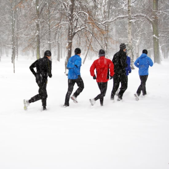 Exercising Outside in the Winter