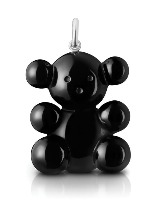 Ever since I saw Bubble Bear pendant ($179) is the dash of whimsy my Spring looks need.  — Melissa Liebling-Goldberg